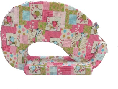 Nina Printed Feeding/Nursing Pillow(Pack of 1, Multicolor)