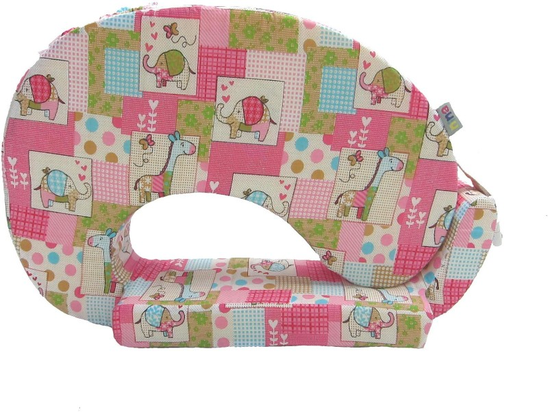 Nina Printed Feeding/Nursing Pillow Pack of 1(Multicolor)