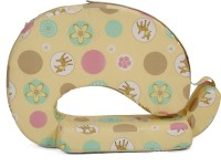 blueberrys printed Feeding/Nursing Pillow(Yellow)