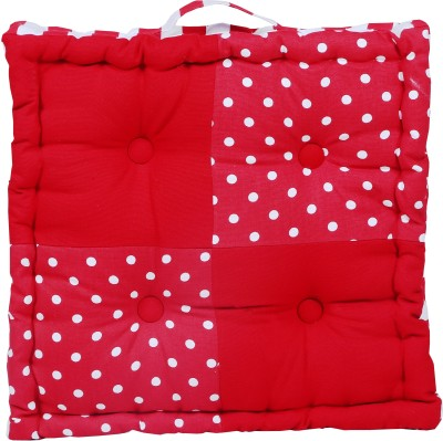 HomePluss Polka Dots Floor Cushion