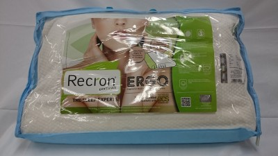 Recron Certified Memory Foam & Recron Bed/Sleeping Pillow