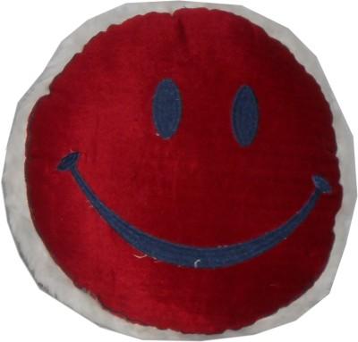 SAAR Smiley Decorative Cushion