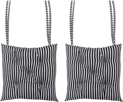Cotonex Striped Chair Cushion