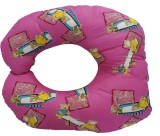 Aarushi Printed Feeding/Nursing Pillow (...