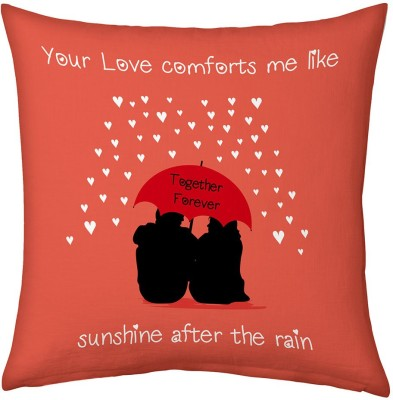 Little India Cartoon Print Decorative Cushion