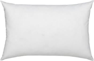 GoldGiftIdeas Plain Bed/Sleeping Pillow(Pack of 1, White)