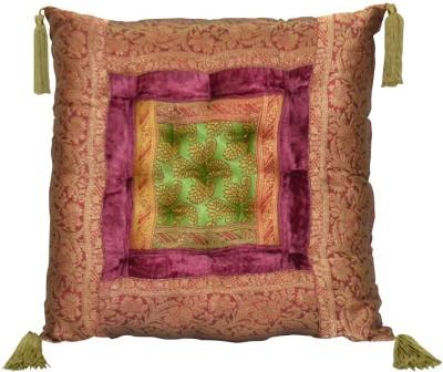 JR Print Damask Decorative Cushion