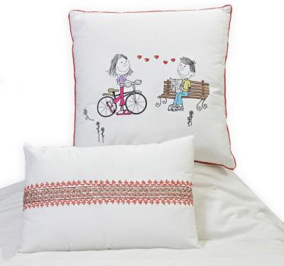 Aapno Rajasthan Printed Decorative Cushion