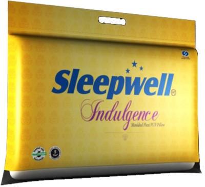 Sleepwell Solid Bed/Sleeping Pillow