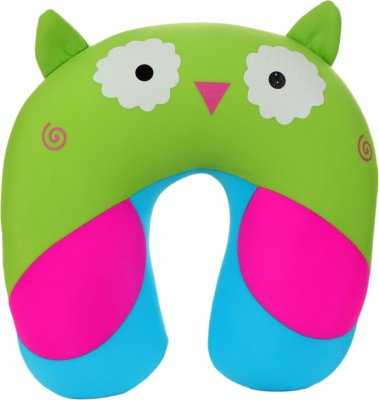 Giftwish Printed Feeding/Nursing Pillow(Pack of 1, Green)