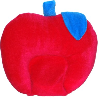 Sabhyasakshi Apple Shape Plain Bed/Sleeping Pillow