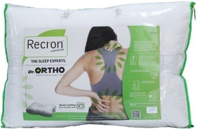 Recron Certified Bed/Sleeping Pillow