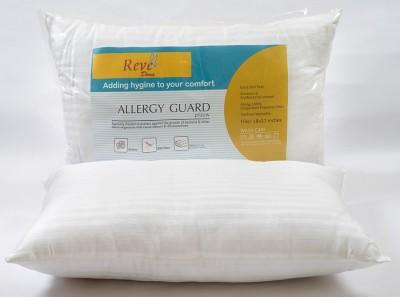 Featherlite Satin Stripe Bed/Sleeping Pillow