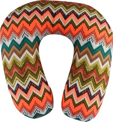 Magasin Aztec Pattern U -Shaped Memory Foam Travel Pillow