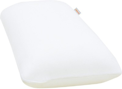 Magasin Solid Bed/Sleeping Pillow(Pack of 1, White)