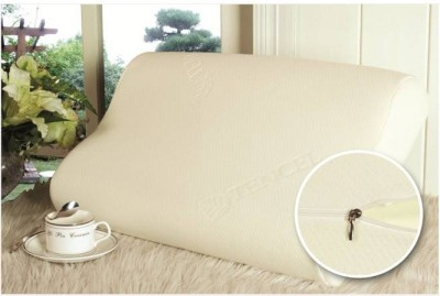 Amoda India Plain Bed/Sleeping Pillow