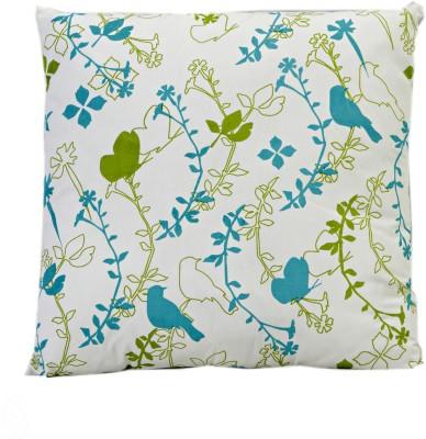 Aapno Rajasthan Floral Chair Cushion