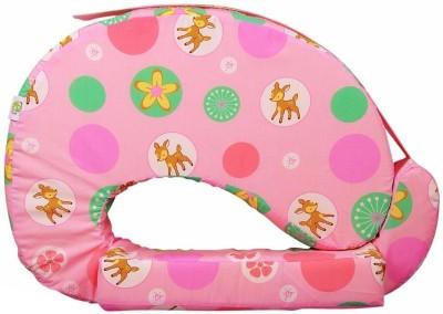 Advance Baby Printed Feeding/Nursing Pillow(Pack of 1, Pink)