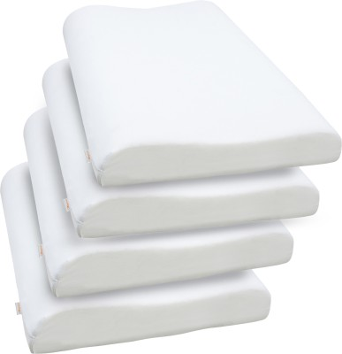 Magasin Contour Visco Memory Foam Pillow 17 X 24 set of 4 Bed/Sleeping Pillow