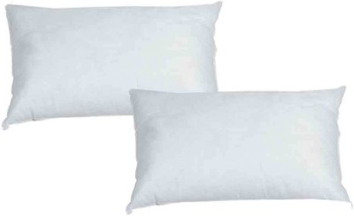 R Home Plain Bed/Sleeping Pillow