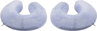 The white willow Memory foam Travel Pillow