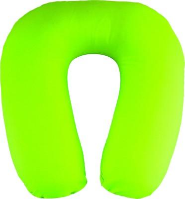 Magasin Neon Green U-Shaped Memory Foam Travel Pillow