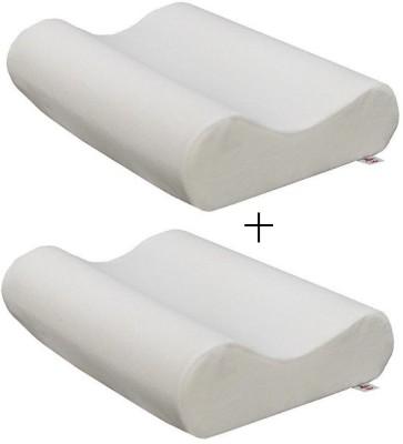 Memory Pillow Plain Bed/Sleeping Pillow