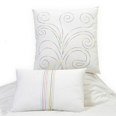 Aapno Rajasthan Floral Decorative Cushion