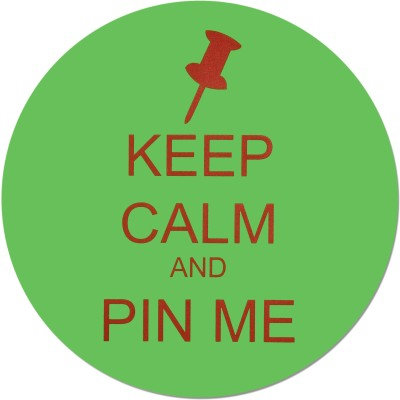 Marine Pearl Dot PGKC Pin Up Board Bulletin Board(Green)