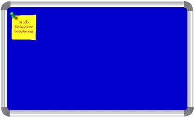 NECHAMS NB_BLUE_21_UF FABRIC Bulletin Board(BLUE)