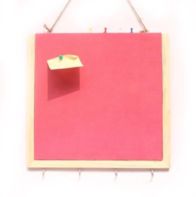 Ivei with Keyhook Pin Board Bulletin Board
