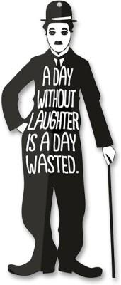 Utpatang Charlie Chaplin Pin up Hangout Acrylic Bulletin Board