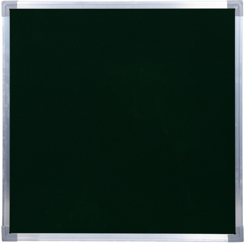 Drishti Display DD Green Notice Board 1 x 1 Feet (Classic) 1 Green Notice Board Bulletin Board(Green)