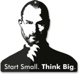 Utpatang Steve Jobs - Start Small Think ...