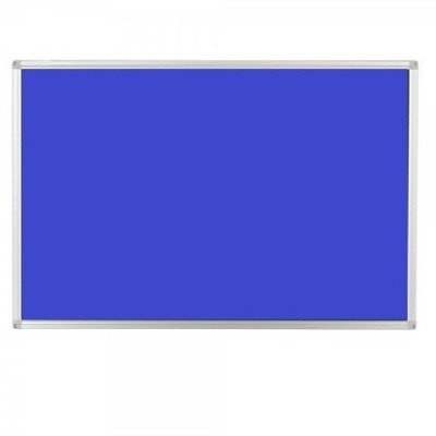 SU PUB soft surface Bulletin Board(Blue)