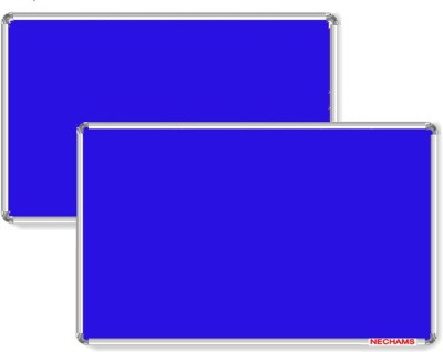 NECHAMS NB_BLUE_21_UF_P2 FABRIC Bulletin Board(BLUE)