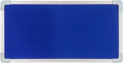 Meridian Office Systems Fabric Display Woolen Felt Bulletin Board