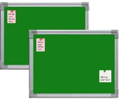 NECHAMS NB_GREEN_21_TF FABRIC Bulletin Board(GREEN)