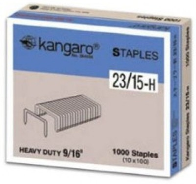 kangaro Metal, Nickel Plated  Pins