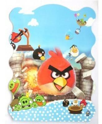 Funcart Angry Bird (Khoi bag) Pull String Pinata