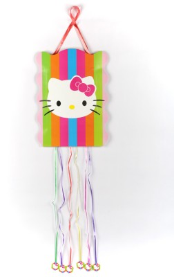 Funcart Hello Kitty Pull String Pinata