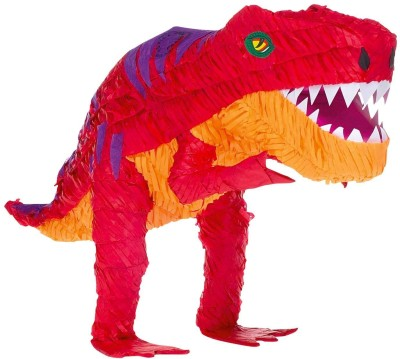 Ya Otta Pinata T-Rex Pinata Traditional Pinata(Multicolor, Pack of 1)