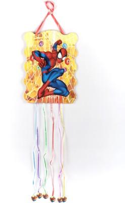 Funcart Spiderman Pull String Pinata