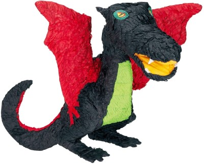 Ya Otta Pinata Dragon Pinata Traditional Pinata(Multicolor, Pack of 1)