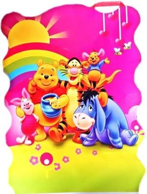 Funcart Winnie The Pooh (Khoi bag) Pull String Pinata