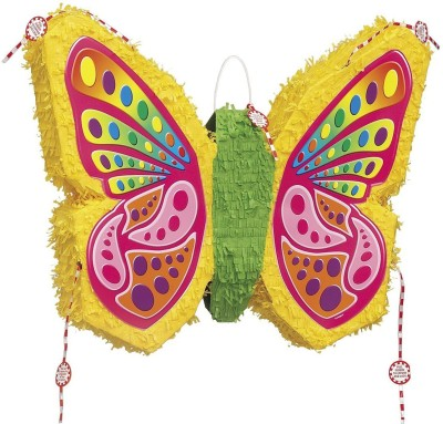 Unique Pull String Pinata(Multicolor, Pack of 1)