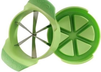 Norpro Grip-Ez Vegetable Wedger - Green Cherry Pitter