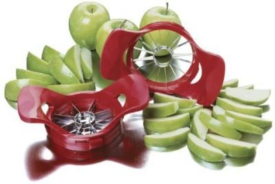 Amco DialASlice Adjustable Apple Corer And Slicer Pitter