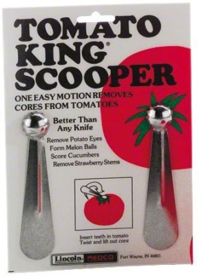 Vollrath 1401 Stainless Steel Tomato King Scooper Pitter