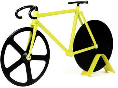 Shrih Bicycle Shape Rolling Pizza Cutter